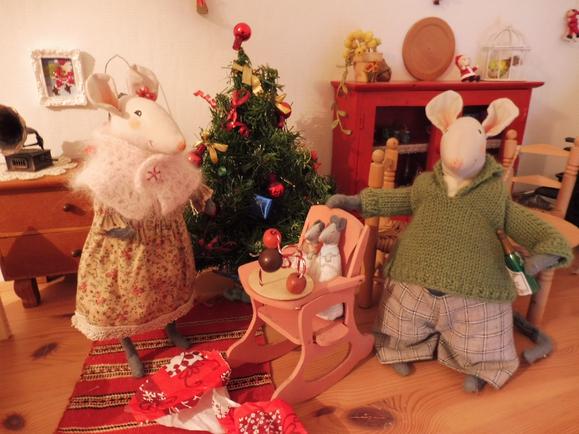 Un Noël chez les Souris