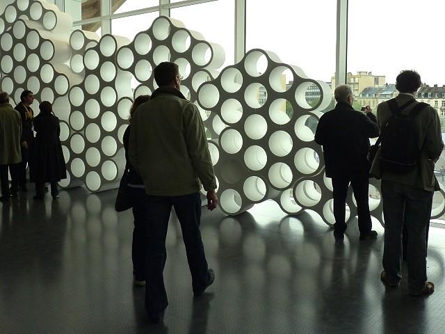 Galeries du Centre Pompidou-Metz 13 Marc de Metz 29 02 2013