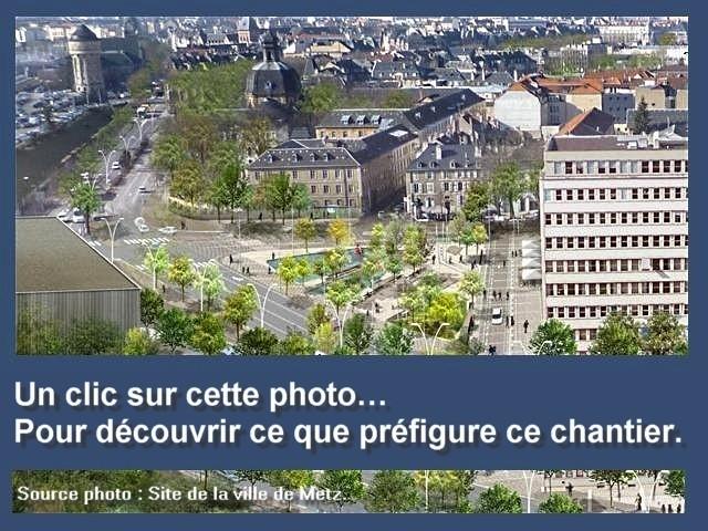 Chantier UEM place Mazelle 13 Marc de Metz 2011