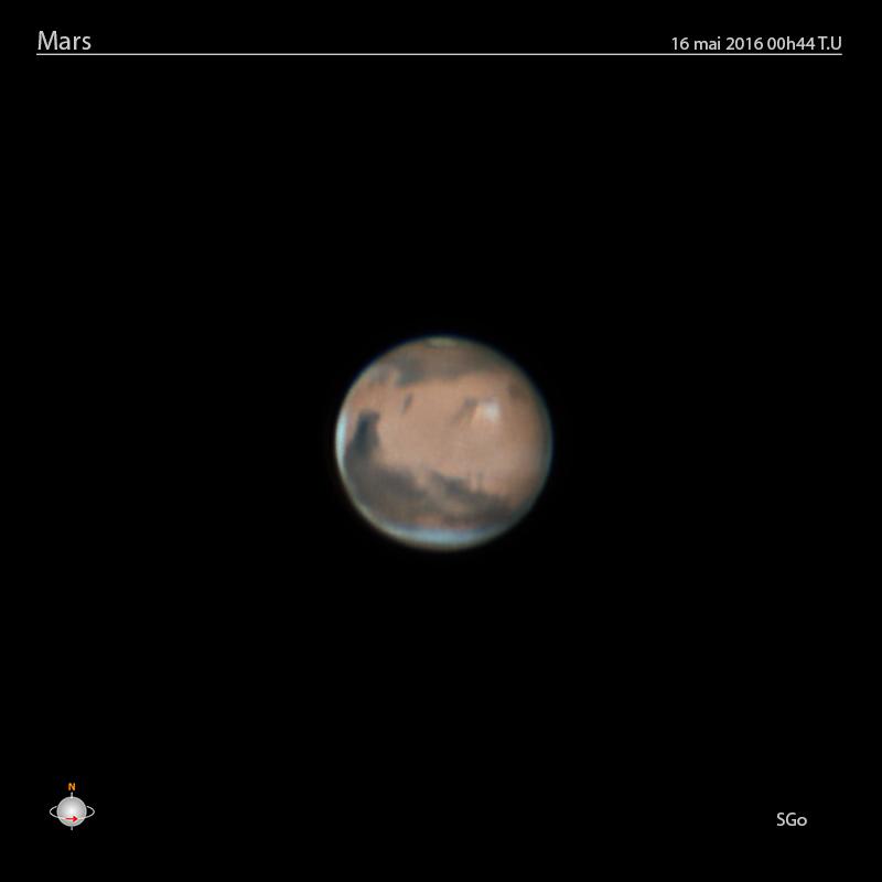 MARS, 16 mai