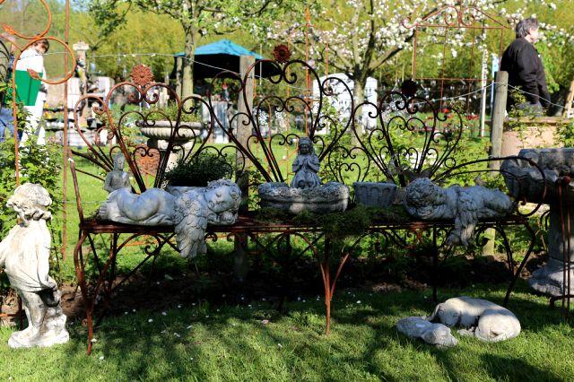 Les Jardins d'Aywiers - Printemps 2017