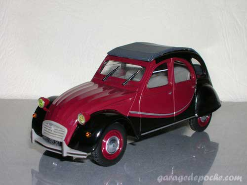 Citroën 2CV CHARLESTON 1980