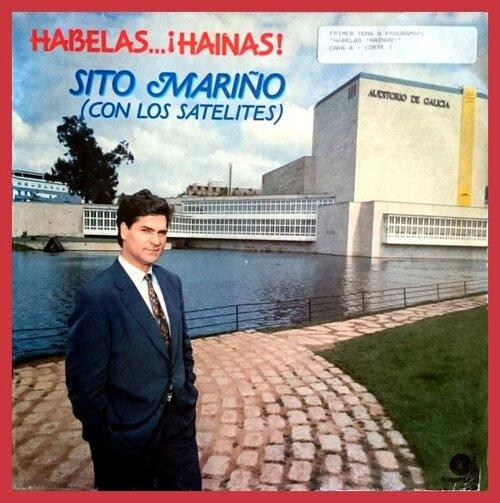 Sito Miñanco con Los Satélites - Un Pasodoble Galego