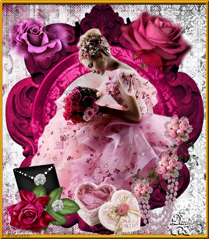 Femme fleur....Maryse forum