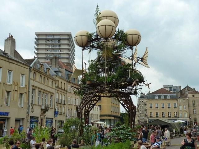 Aéroflorale à Metz - Marc de Metz 2011 - 6