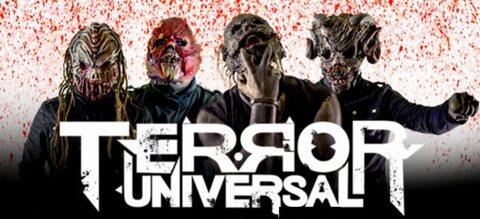TERROR UNIVERSAL - Les détails du premier album