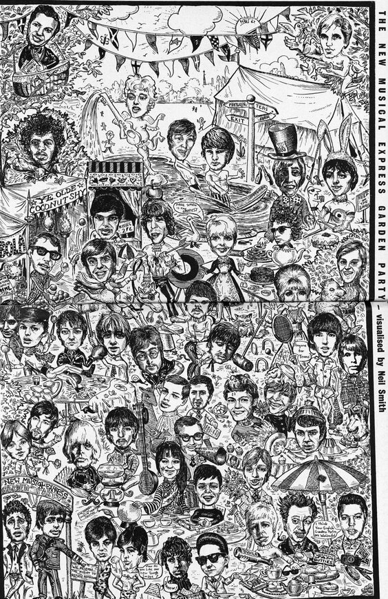 New Musical Express Summer Special 1967