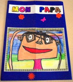 couverture lapbook papa