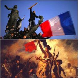 reuters ...et Eugène Delacroix