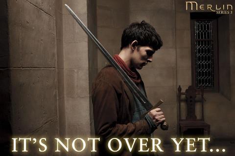 Merlin, c'est fini...