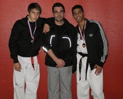 OPEN DU 25/02/2012 Cat Junior