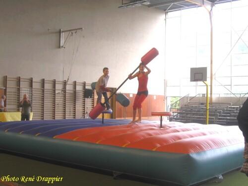 La fête des Sports salle Désiré Vêque...