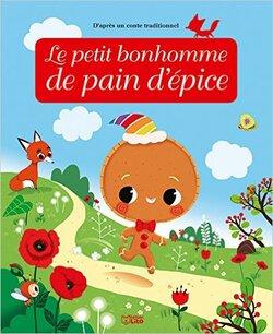 Nouveau conte Lito : Le petit bonhomme de pain d'épice