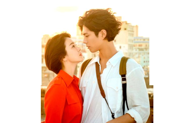 OSTs Encounter/Boyfriend
