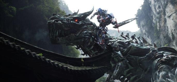 [UHD Blu-ray] Transformers : l'âge de l'extinction