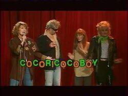 02 décembre 1985 / COCORICOCOBOY