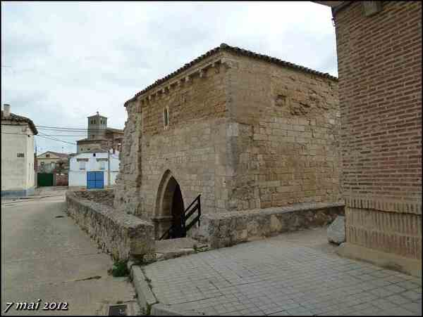 (J33) Villalcazar de Sirga / Boadilla del Camino 7 mai 2012 (1)