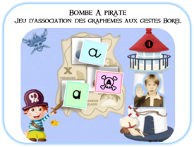 Bombe à pirate