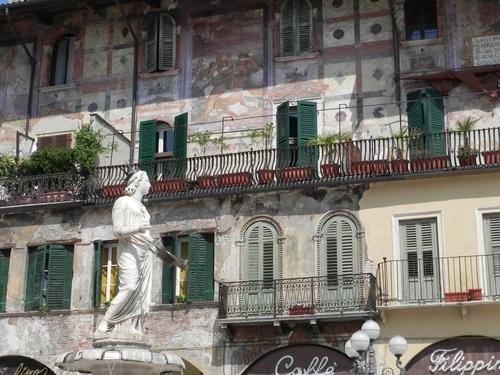 Vérone, le coeur historique (photos)