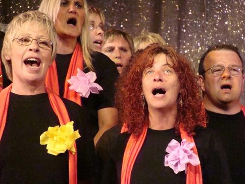 Le Concert-Live de la Chorale des 100 Voix