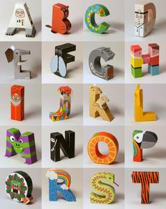 L'alphabet prend ses lettres de noblesse