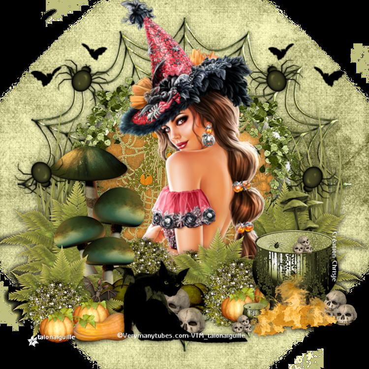 *** Witch ***