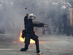 Révoltes en Europe