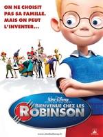 Bienvenue chez les Robinson affiche