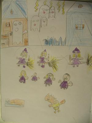 Poésie : La soupe de la sorcière et...