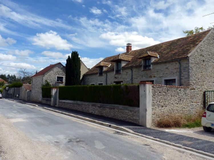 Rue d'Auvers-Saint-Georges