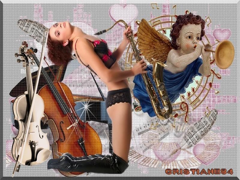 La fête de la musique ,