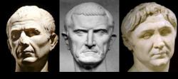 premier triumvirat
