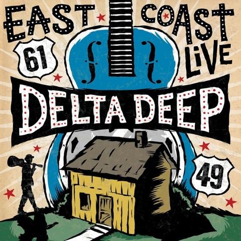 DELTA DEEP - Infos à propos du prochain CD/DVD live ; titre en écoute