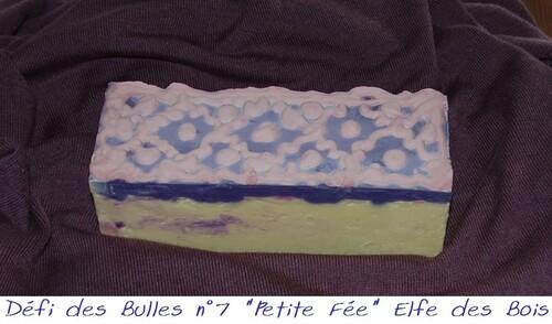 """Défi des Bulles n°7 """"Petite Fée"""""""