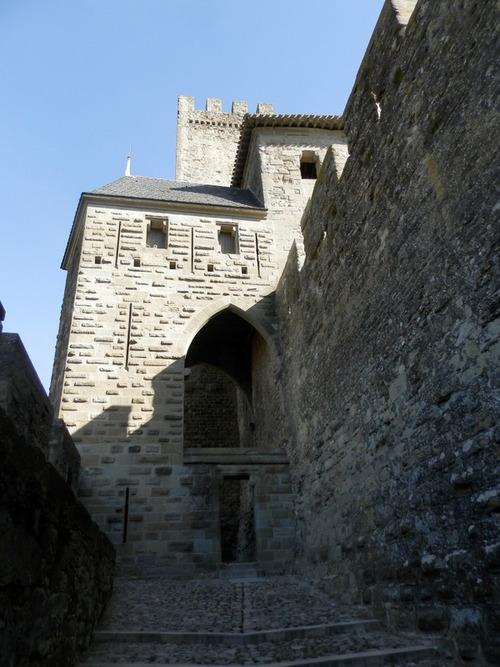 Carcassonne, la ville forteresse