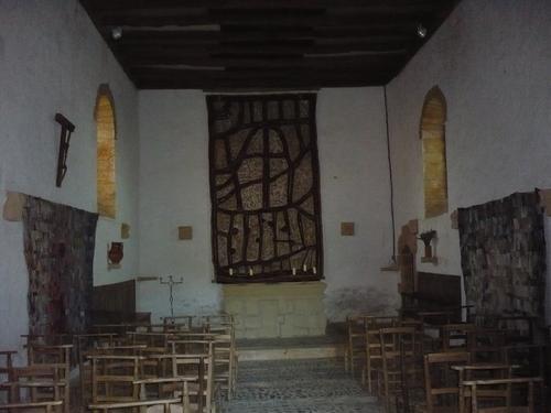 L'église de Boissirette