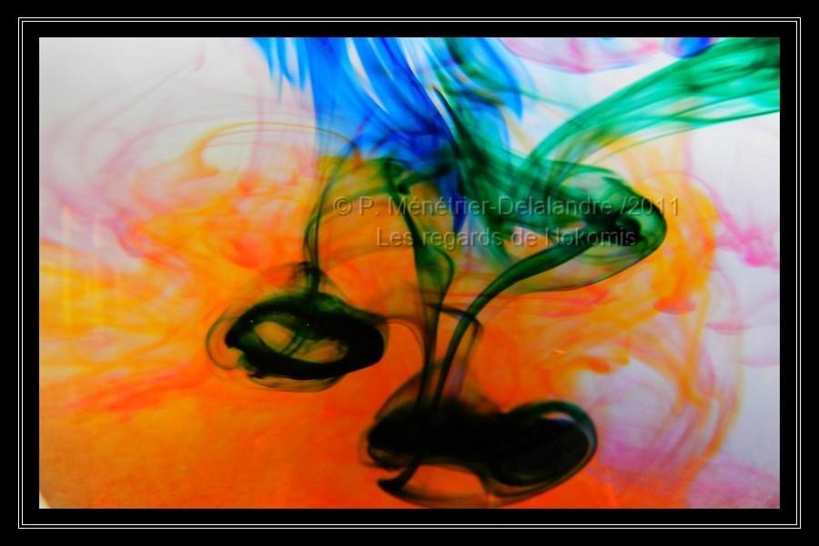 Mélange des couleurs...