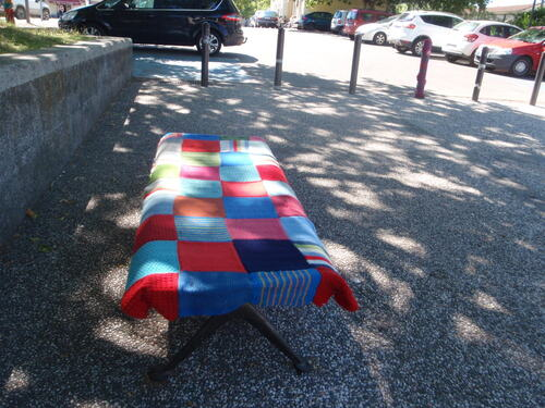 Tricoter pour un nouvel usage