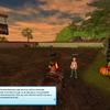 à mon arrivé dans le jeu,c'est encore la période de Halloween