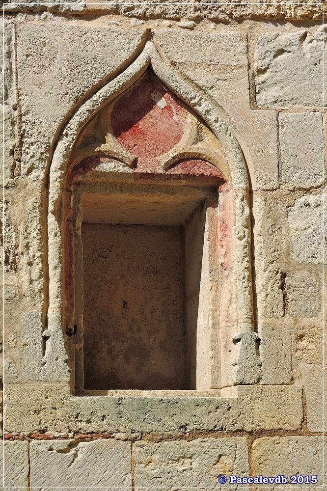 L'abbaye de La Sauve-Majeure - Août 2015 - 6/10