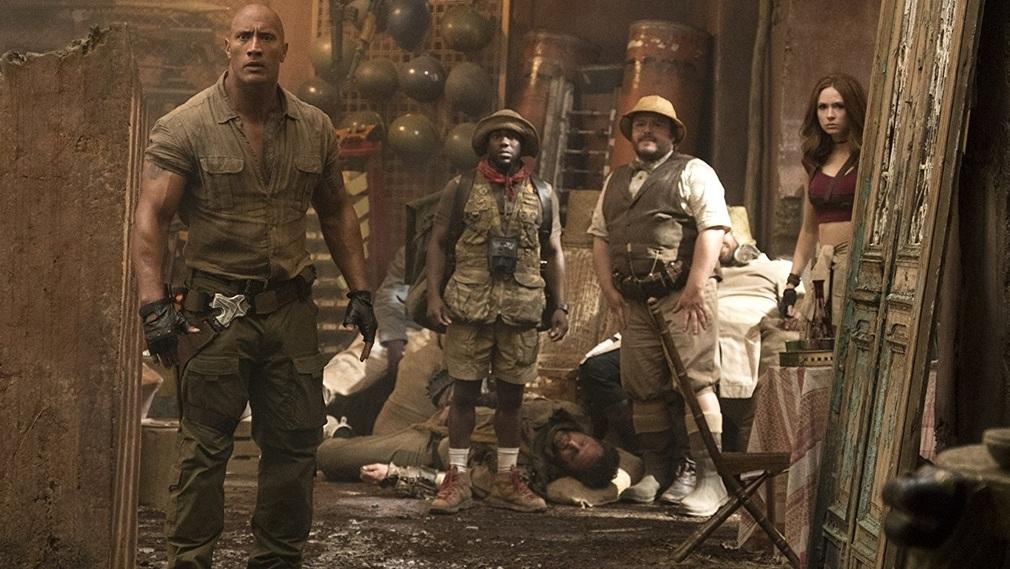 [Test Blu-ray] Jumanji : Bienvenue dans la jungle