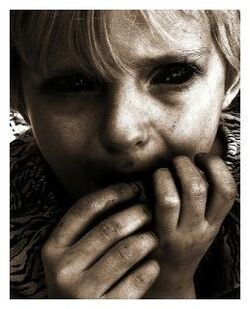 Les enfants aux yeux noirs