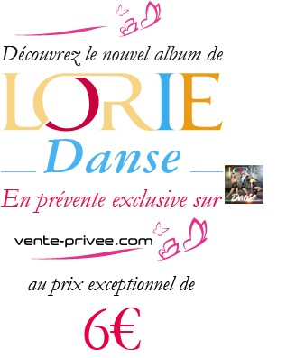 """Danse"" : Son nouvel album le 08 Octobre!"