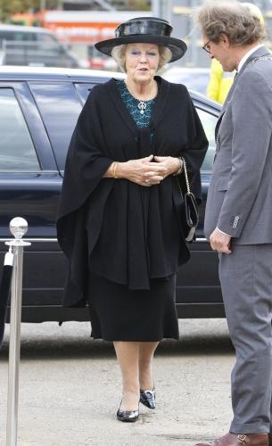 Beatrix à l'expo