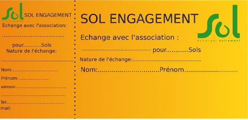 coupon SOL Engagement