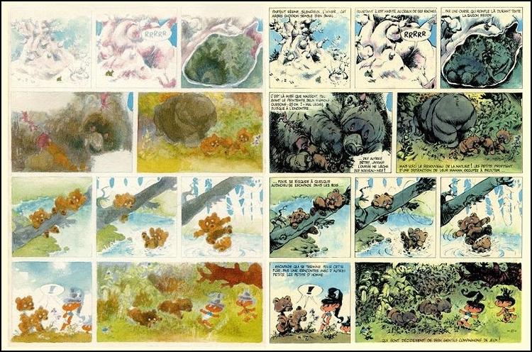 Saki, Zunie et la Nature - René Hausman
