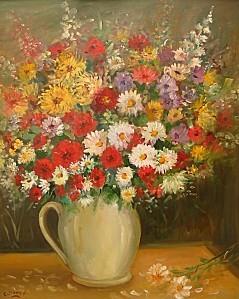 N 2 Bouquet champetre