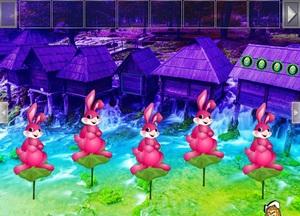 Jouer à Easter weekend forest escape