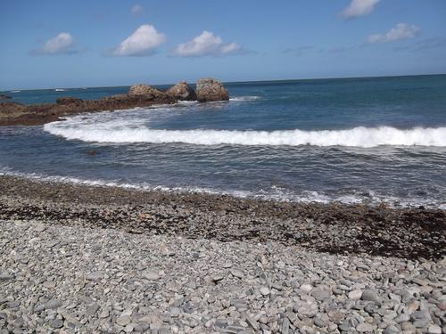 La mer cet après midi