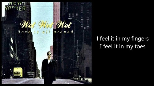 WET WET WET - Love Is All Around (1994)  (Soft Rock Café)